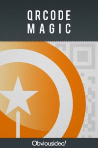QR code magic reader