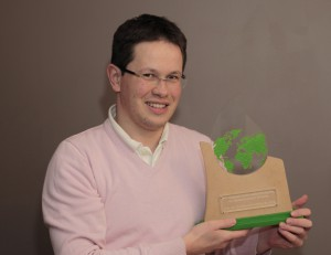 Fabrice Meuwissen GreenCloud Printer print less, print smartly eco award